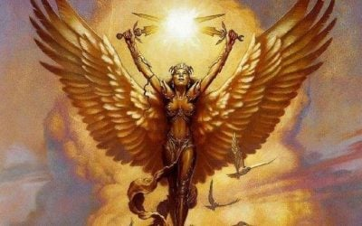 The Divine Solar Feminine and Ascension