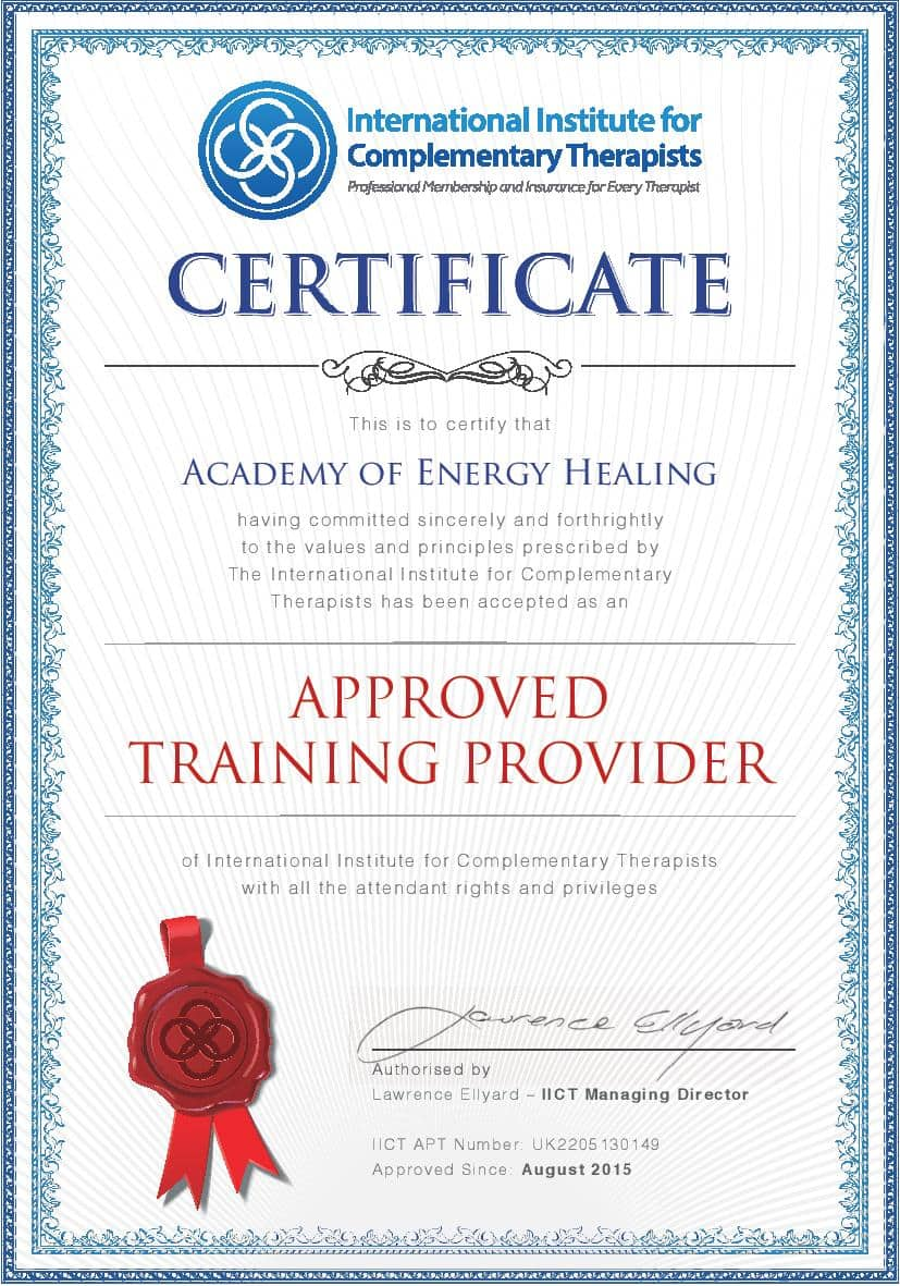 Energy Healing Courses How To Become A Masterful Energy